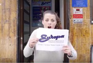 Video promocional Centro FPEuropa