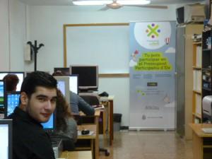 """Los alumnos de FP Europa """"Hacen Elche, participan y deciden"""""""