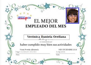 Emplead@ del mes