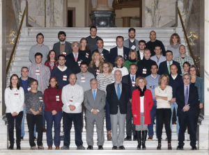 Jornada para profesores en el Banco de España en Madrid